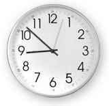 orologio analitico