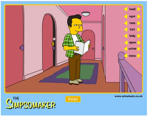 The Simpson Maker