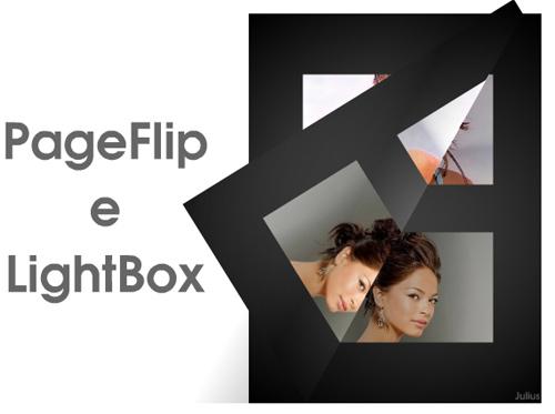 PageFlip e LightBox