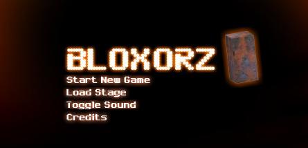 Bloxorz - Flash Game