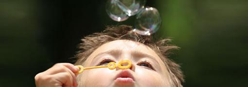 Creare video bolle con Bubble Guru