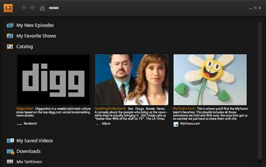 Adobe Media Player in beta pubblica