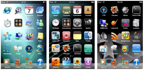 Risorse iPhone e Ipod Touch