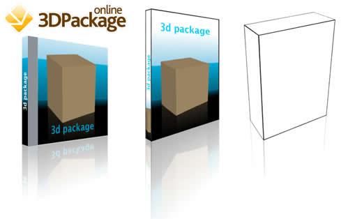 Creare scatole 3D per CD/DVD