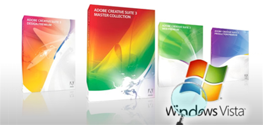 Installare Adobe Cs3 su Windows Vista